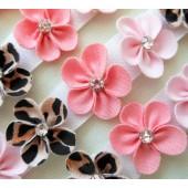 Laço Autoadesivo Florzinha para Recém Nascido