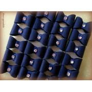 Laço para Colar Azul Marinho