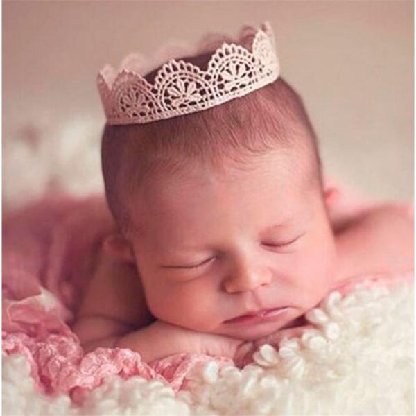 Coroa para Ensaio Fotográfico Bebê Newborn Recém Nascido