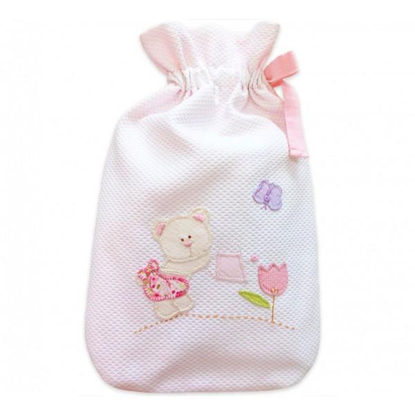 Bolsa Térmica Para Bebê Ursa no Jardim