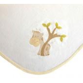 Toalha de Banho com Capuz Girafa