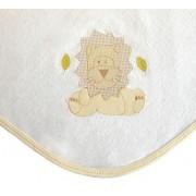 Toalha de Banho com Capuz Leão