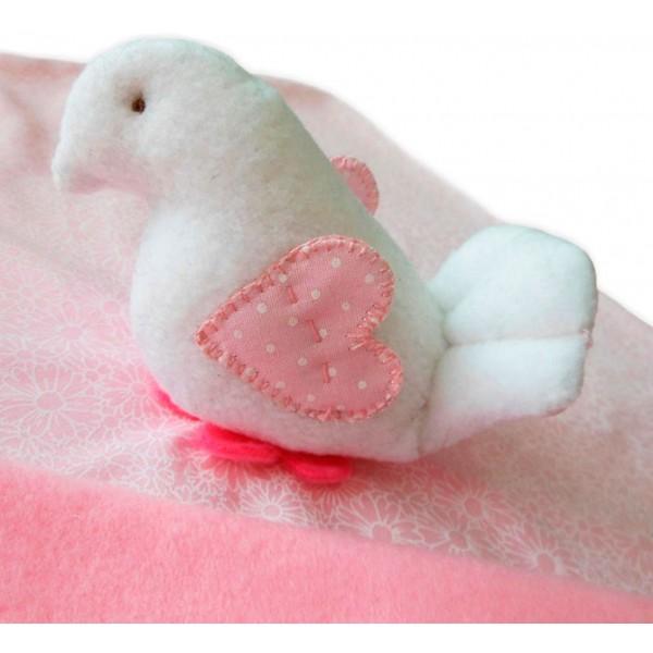 Cheirinho para Bebê Dormir Passarinho