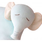 Travesseiro Elefante Naninha para Bebê