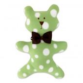 Ursinho de Tecido Verde