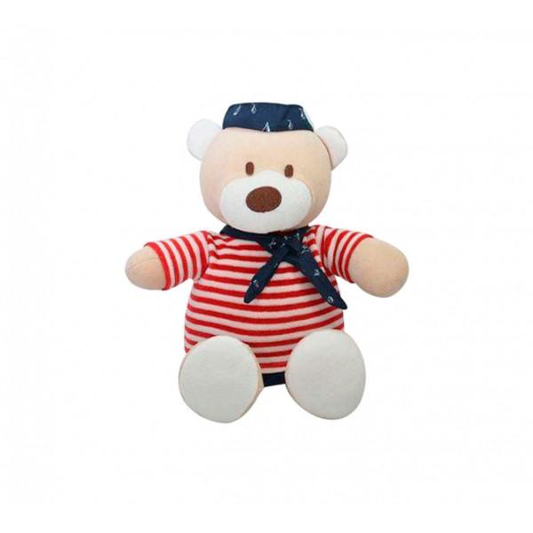 Ursinho Marinheiro em Plush Antialérgico Bebê Menino