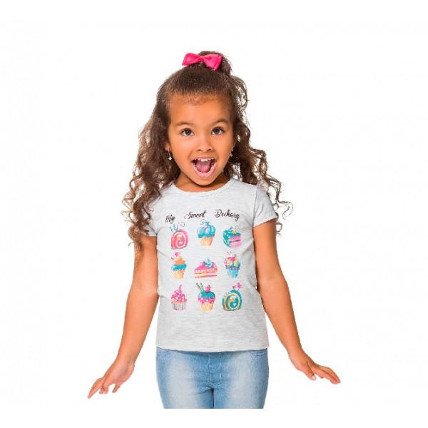 Blusa Infantil Docinhos