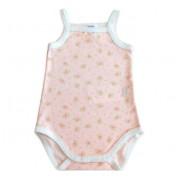 Body Floral para Bebê Alcinha Chicco