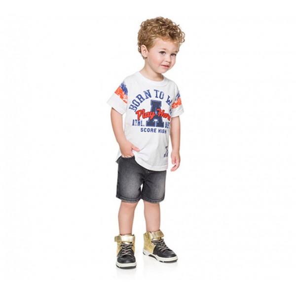 Camiseta Infantil Brandili