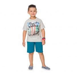 Camiseta Infantil Surf