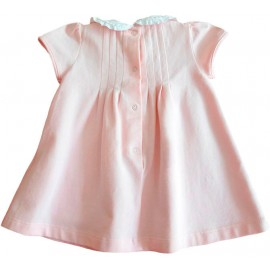 Vestido de Bebê Preguinhas Chicco