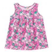 Vestido para Bebê Cerejas