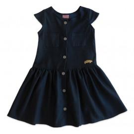 Vestido Jeans Infantil
