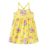 Vestido Infantil Brandili Amarelo