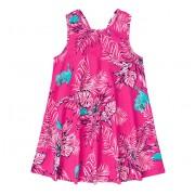 Vestido Infantil Pink Pássaros