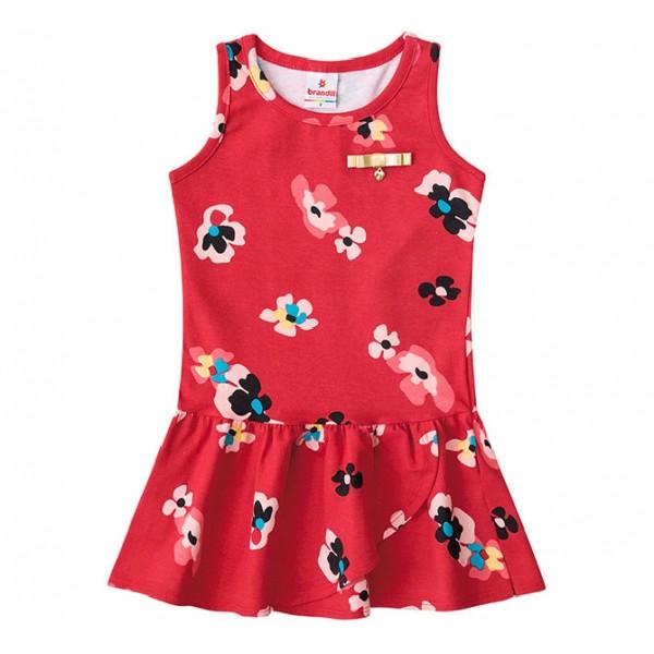 Vestido Vermelho para Criança