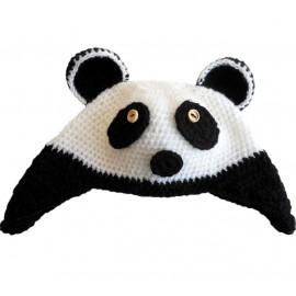 Touca para Bebê - Panda