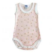 Body Regata Floral para Bebê Chicco