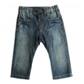 Calça Jeans Saruel Para Bebê