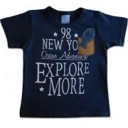 Camiseta Infantil Peixe