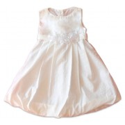 Vestido Longo Infantil Batizado