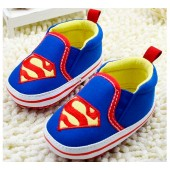Tênis Slipper para Bebê Superman